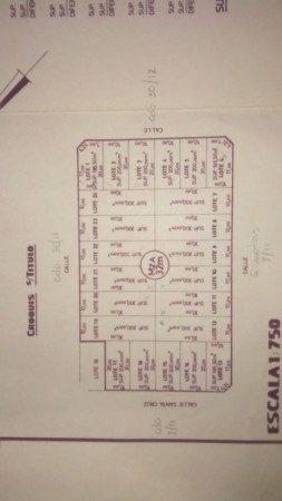 5700 m2 Ideales Para Loteo